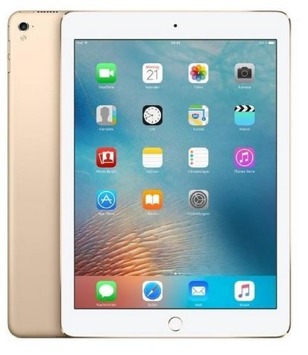 "Apple iPad Pro 9,7"" Wi-Fi + Cellular 256 GB Gold (MLQ82FD/A)"