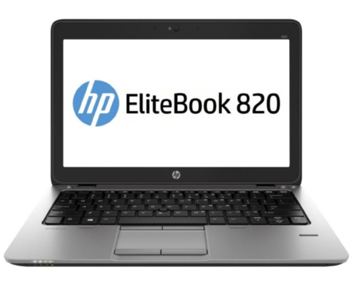 "HP Elitebook 820 G1 12,5"" Notebook silber i5-4200M HD+ matt ohne Webcam mit SSD"