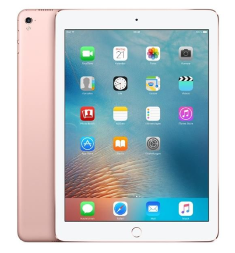 "Apple iPad Pro 9,7"" Wi-Fi + Cellular 128 GB roségold (MLYL2FD/A)"