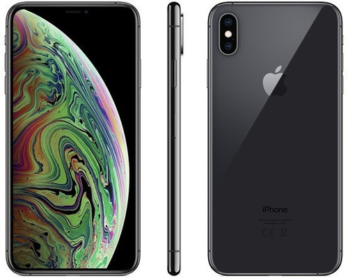 Apple iPhone XS 64 GB Spacegrau MT9E2ZD/A ohne Simlock/ohne Branding (Neu, Differenzbesteuert)