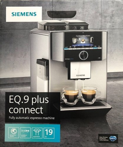 Siemens TI 9575X1DE EQ.9 plus connect s700 Kaffeevollautomat #