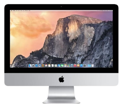 "Apple iMac 21,5"" Retina 4K, Intel i5 3,0 GHz, 8 GB RAM, 1 TB Fusion Drive, 2019"