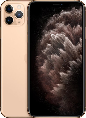 Apple iPhone 11 Pro Max 256 GB Gold MWHL2ZD/A ohne Simlock