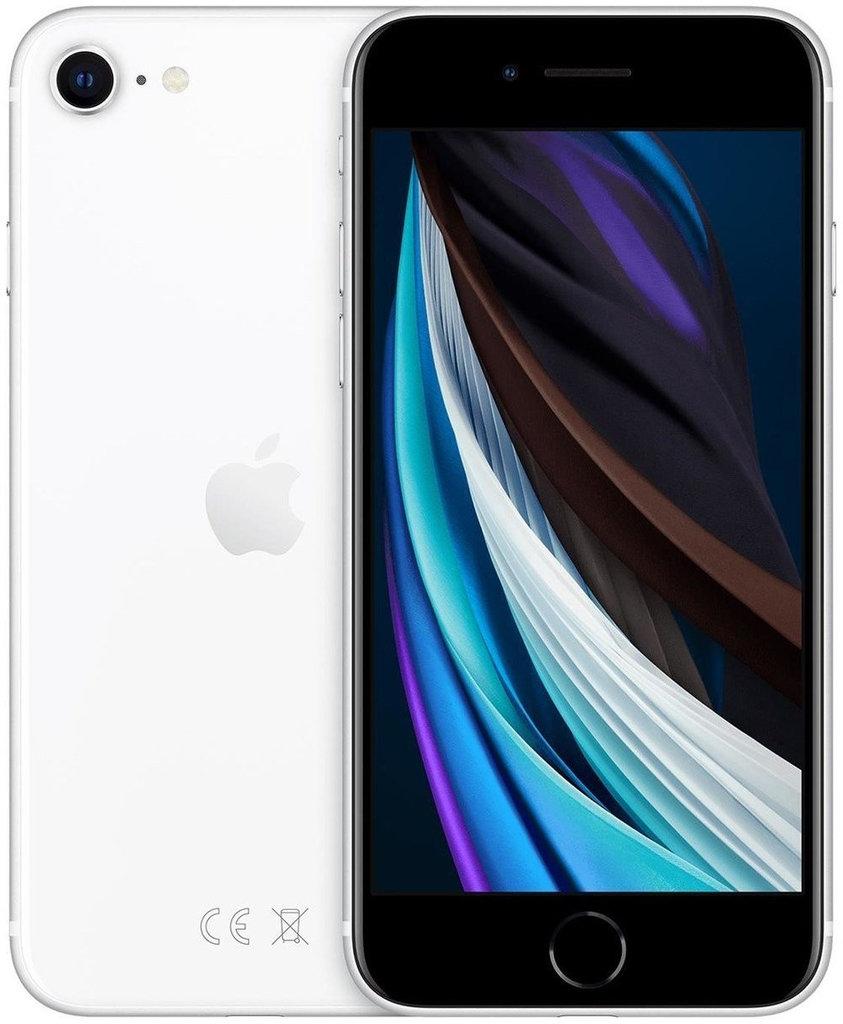 Apple iPhone SE 2020 2. Gen - 256 GB - Weiss (Neu ...